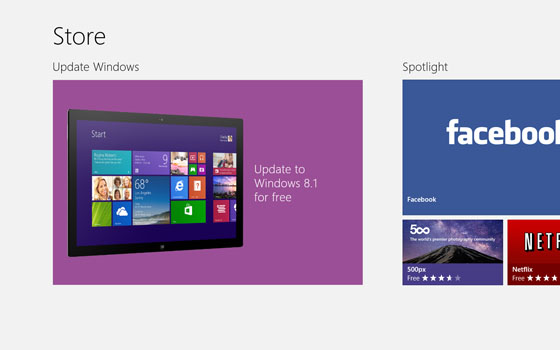 actualizarea windows 8.1