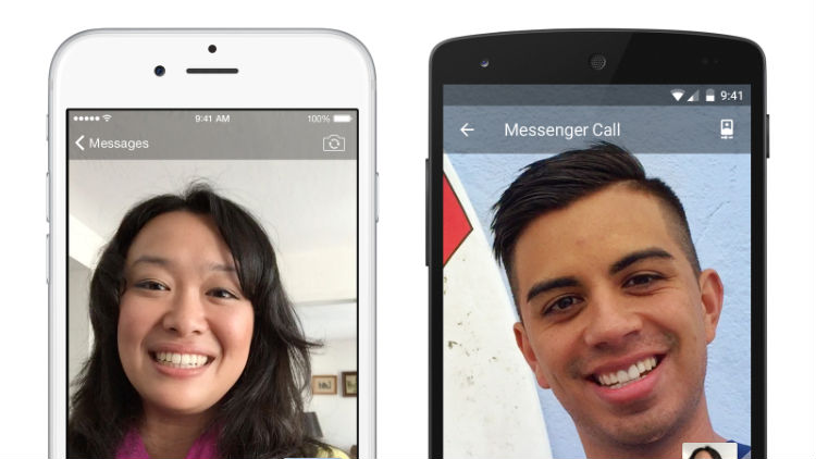 Facebook adauga apelare video la Messenger
